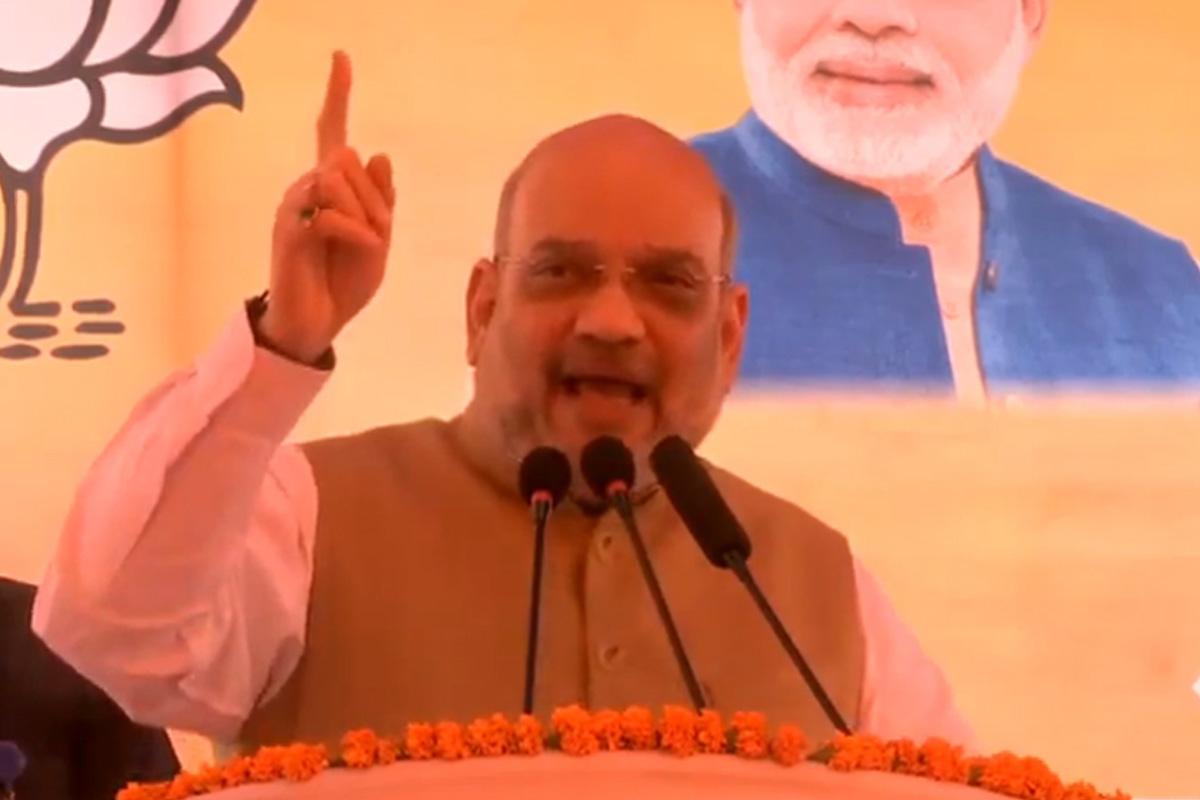 Amit Shah, Congress, Rafale, shashtra pujan, Chandigarh, Rajnath Singh, BJP, Vijayadashami, Balakot