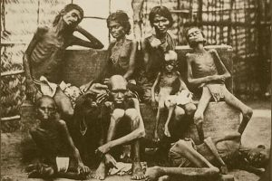 Famine of '43