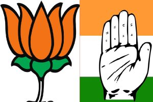 Congress vis-à-vis BJP