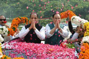 Govt strengthening basic infrastructure in HP: Jai Ram