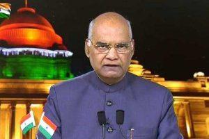 Ram Nath Kovind urges Indians to strengthen Mahatma Gandhi's legacy