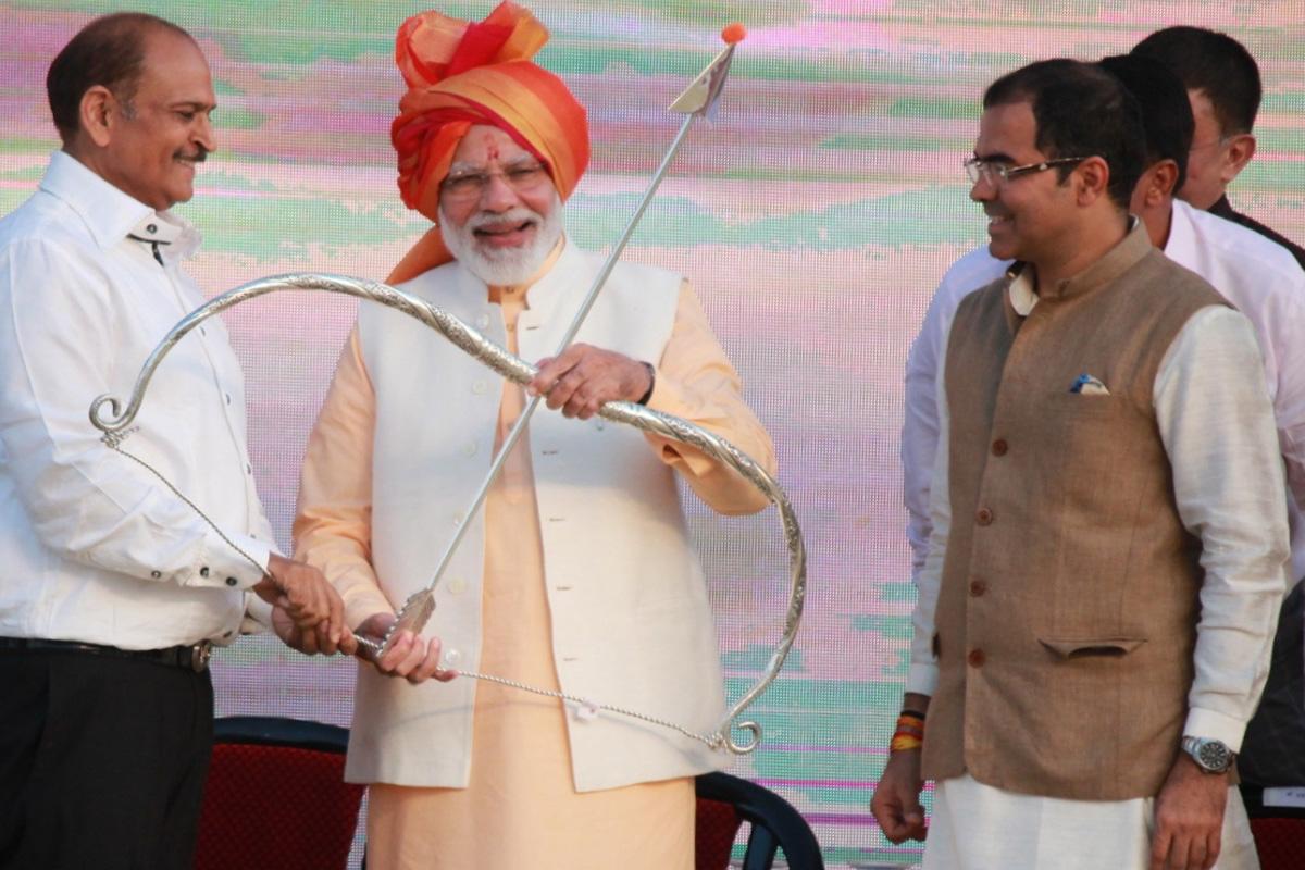 Narendra Modi, Dussehra, IAF, Ravana, Ravan, Navratri, Vijaya Dashami, Mahatma Gandhi, Durga, Indian Air Force
