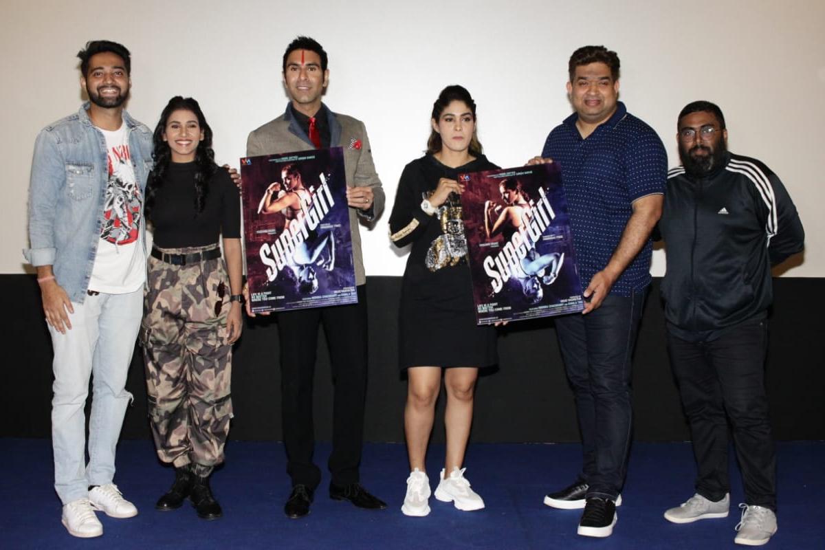 SuperGirl, Sandip Soparrkar, Monika Chaudhary, Shaila Tike