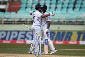 Rohit Sharma-Mayank Agarwal become third Indian opening pair to score 300 in Tests