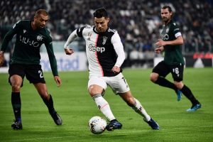 Serie A 2019-20 Update: Ronaldo scores as Juventus beat Bologna 2-1 to consolidate top spot