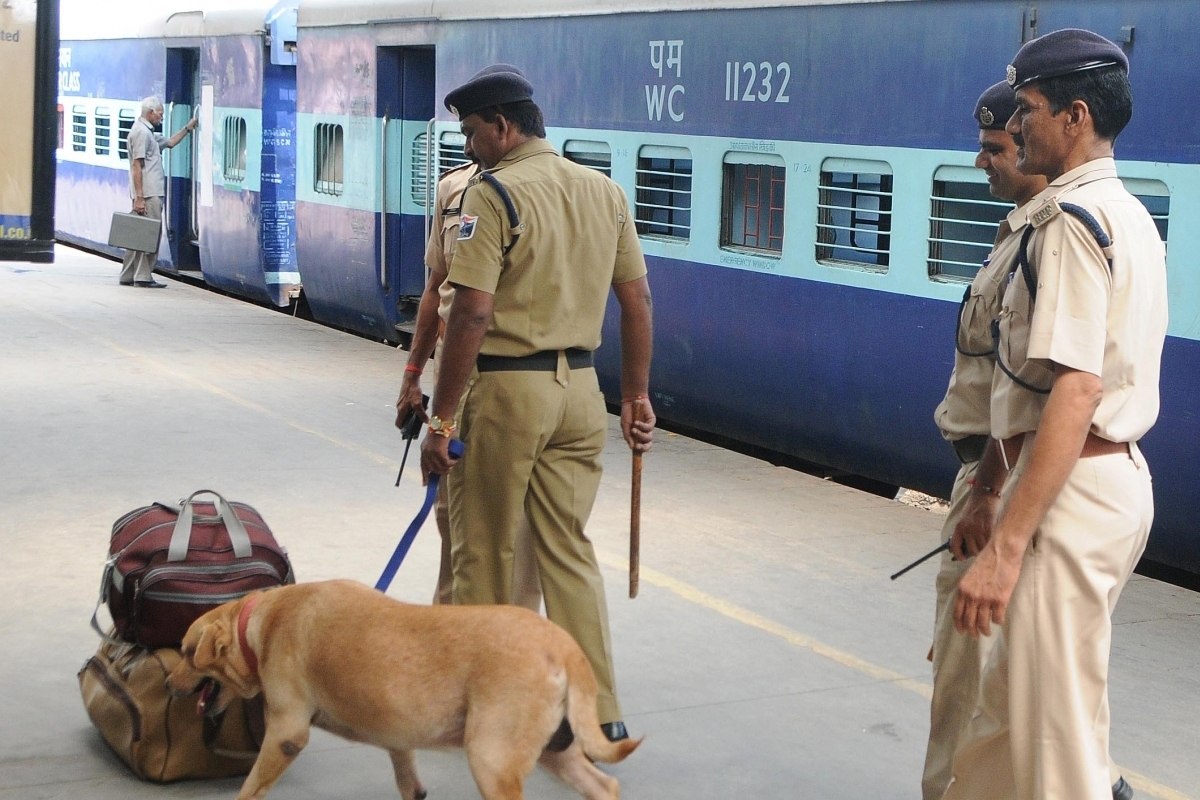 RPF, Shatabdi Express