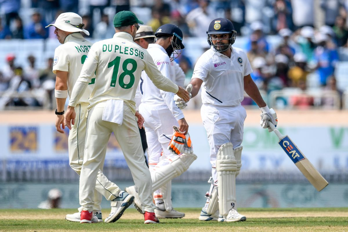 Rohit Sharma, Graeme Smith, India vs South Africa, India, South Africa