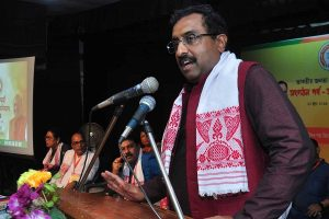'Only 200-250 people under detention in Kashmir, kept in 5-star hotels': Ram Madhav