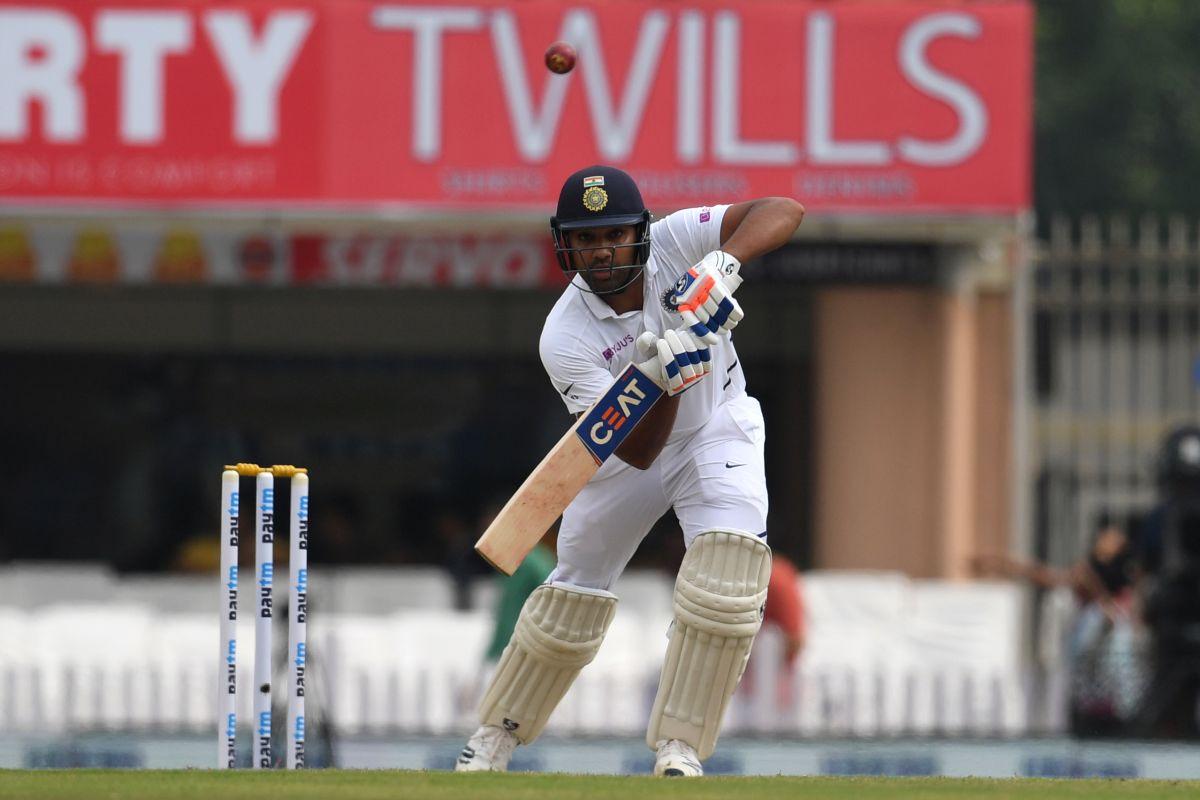 Rohit Sharma, Vikram Rathour, Ajinkya Rahane, India vs South Africa, Ranchi Test