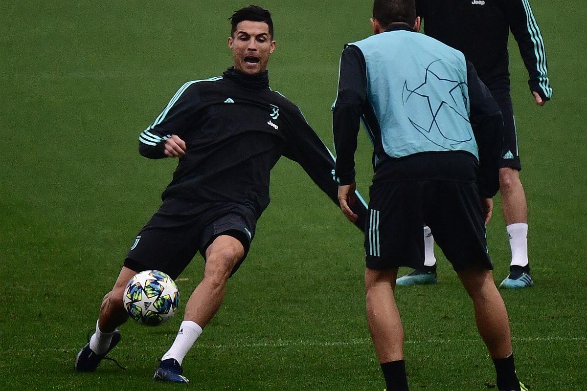 Juventus, Lokomotiv Moscow, Juventus vs Lokomotiv Moscow, UEFA Champions League, Cristiano Ronaldo