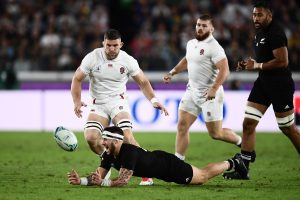 England dethrone New Zealand to reach Rugby World Cup final