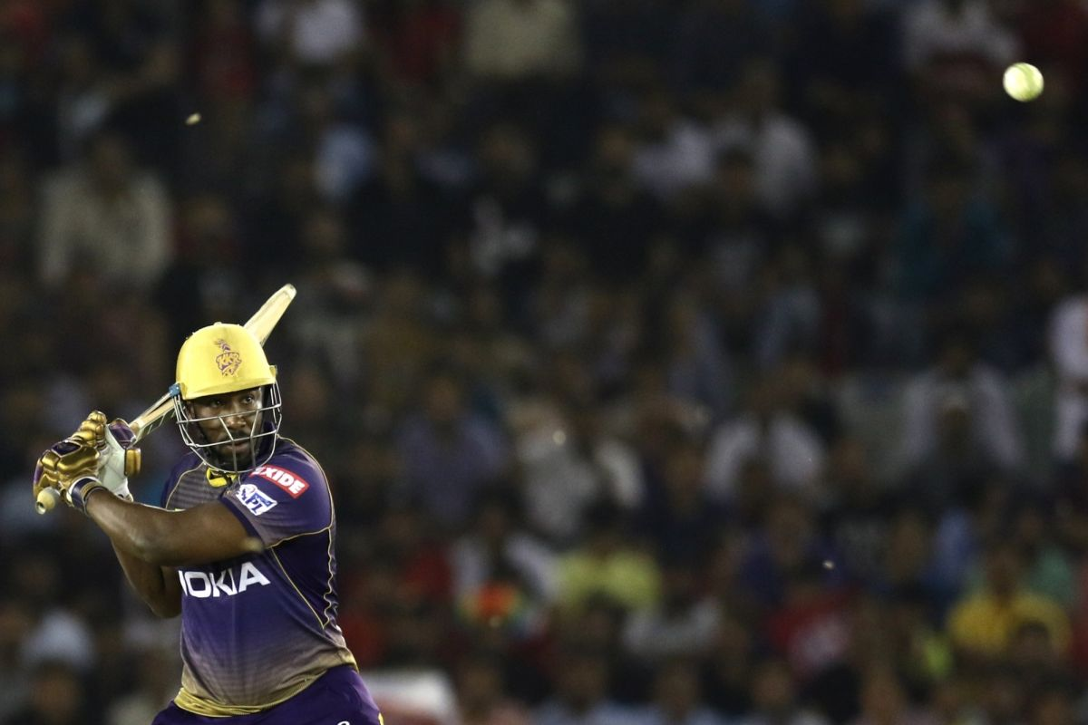 Andre Russell, Kolkata Knight Riders, KKR, Indian Premier League, IPL