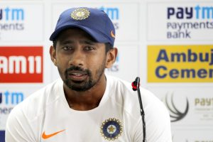 Wishes pour in as Wriddhiman Saha turns 35