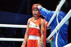 Sarita Devi bows out of World Championships