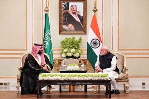 India, Saudi ink 12 deals including Strategic Partnership Council Agreement, condemn terrorism