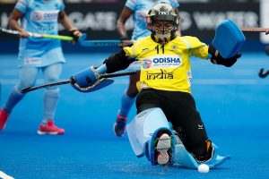 Savita Punia completes 200 international caps for India