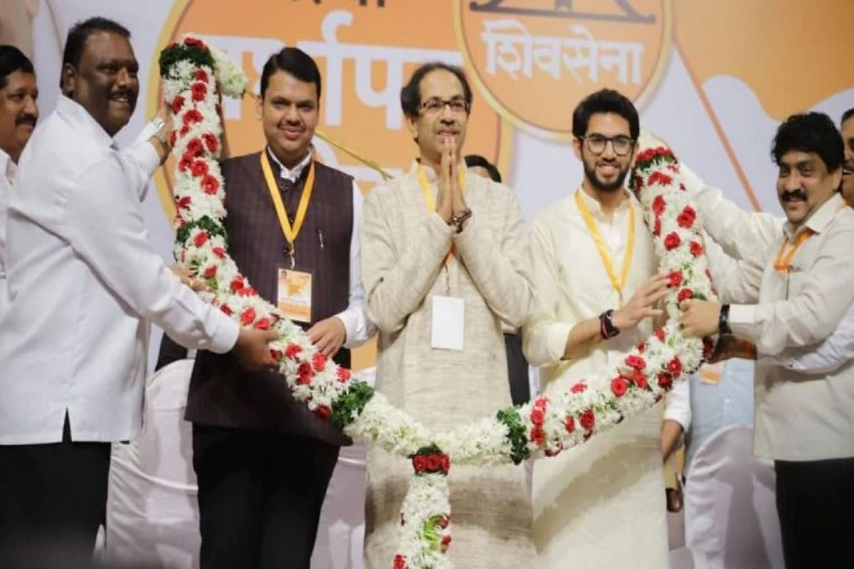 Tussle over tasks in Maharashtra, Shiv Sena, BJP, Maharashtra