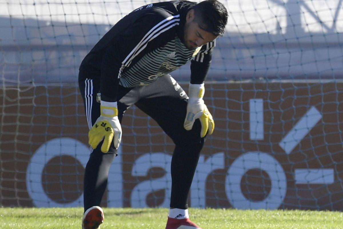 Sergio Romero, Manchester United,