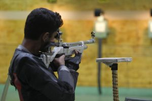 Shooters indulge in ugly scuffle at Karni Singh Range