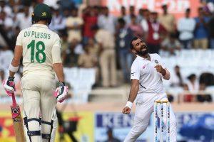 Ranchi Test: Shami puts India on brink of series whitewash against SA