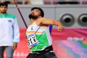 Shivpal Singh wins javelin gold in Military World Games