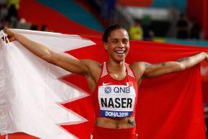 World Championships 2019: Bahrain's Salwa Eid Naser beats Shaunae Mille-Uibo to win 400m gold