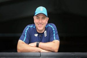 Chris Silverwood appointed England head coach