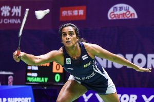 My ultimate aim is to win gold at Tokyo Olympics: PV Sindhu