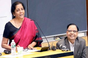 J-K women, Dalits ignored in past, now human rights a 'global buzzword': Sitharaman on Article 370