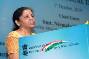 'Sorry, GST may have flaws, but it's law of land': Nirmala Sitharaman