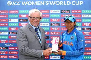 Smriti Mandhana loses top spot in ODI rankings