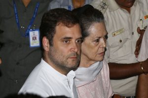 Sonia Gandhi to not address first rally after becoming Cong president, Rahul to take over