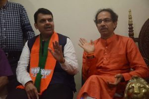 'Time to implement 50-50 alliance formula': Sena chief Uddhav Thackeray reminds BJP