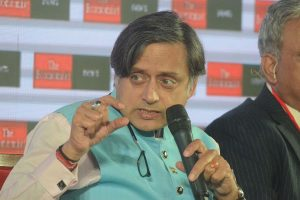 'Vituperative mudslinging': Shashi Tharoor slams Pak for raising Kashmir issue at IPU