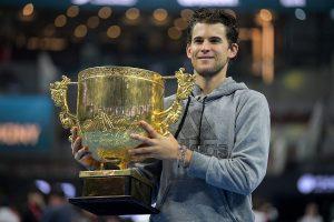 Dominic Thiem wins China Open title