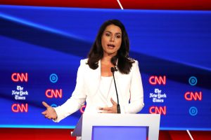 Tulsi Gabbard slams Hillary Clinton, calls 'Queen of warmongers' over Russia remark
