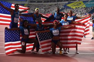World Athletics Championships: India finish 58th as US top medal tally