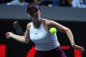 Svitolina beats Halep in Shenzhen WTA Finals group stage