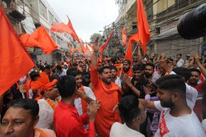 VHP to build 'dharam rakshak sena' in UP ahead of Ram Janmabhoomi verdict