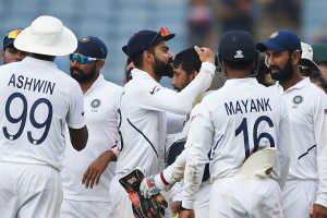 Pune Test: India pummel South Africa by innings and 137 runs