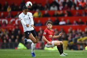 Manchester United flop performing better than Virgil van Dijk this season: Stats