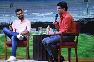 India's Test success started with Sourav Ganguly's team: Virat Kohli