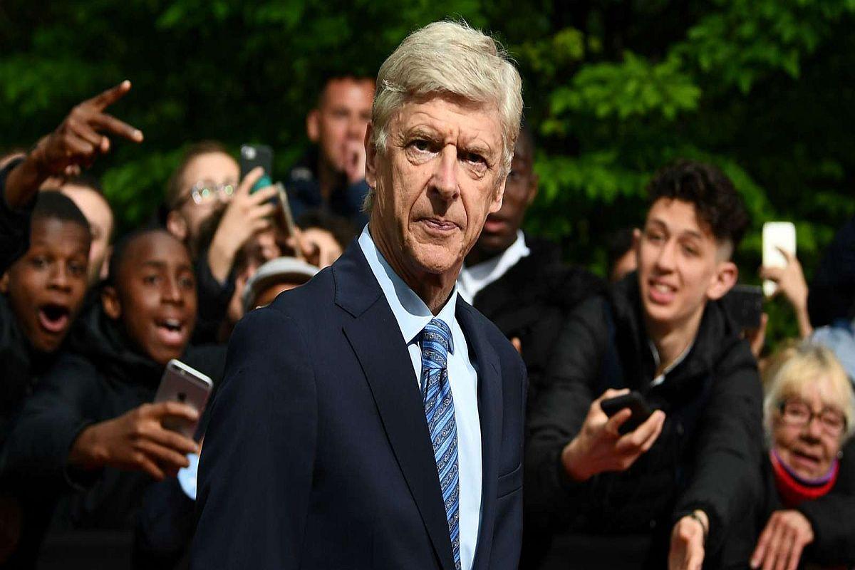 Arsene Wenger, AC Milan, Arsenal, Serie A, Marco Giampaolo