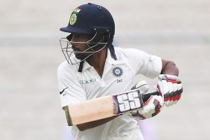 Wriddhiman Saha to keep wickets for India in first Test against South Africa