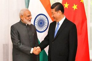 'Welcome to India,' tweets PM Modi on Xi Jinping's arrival in Chennai