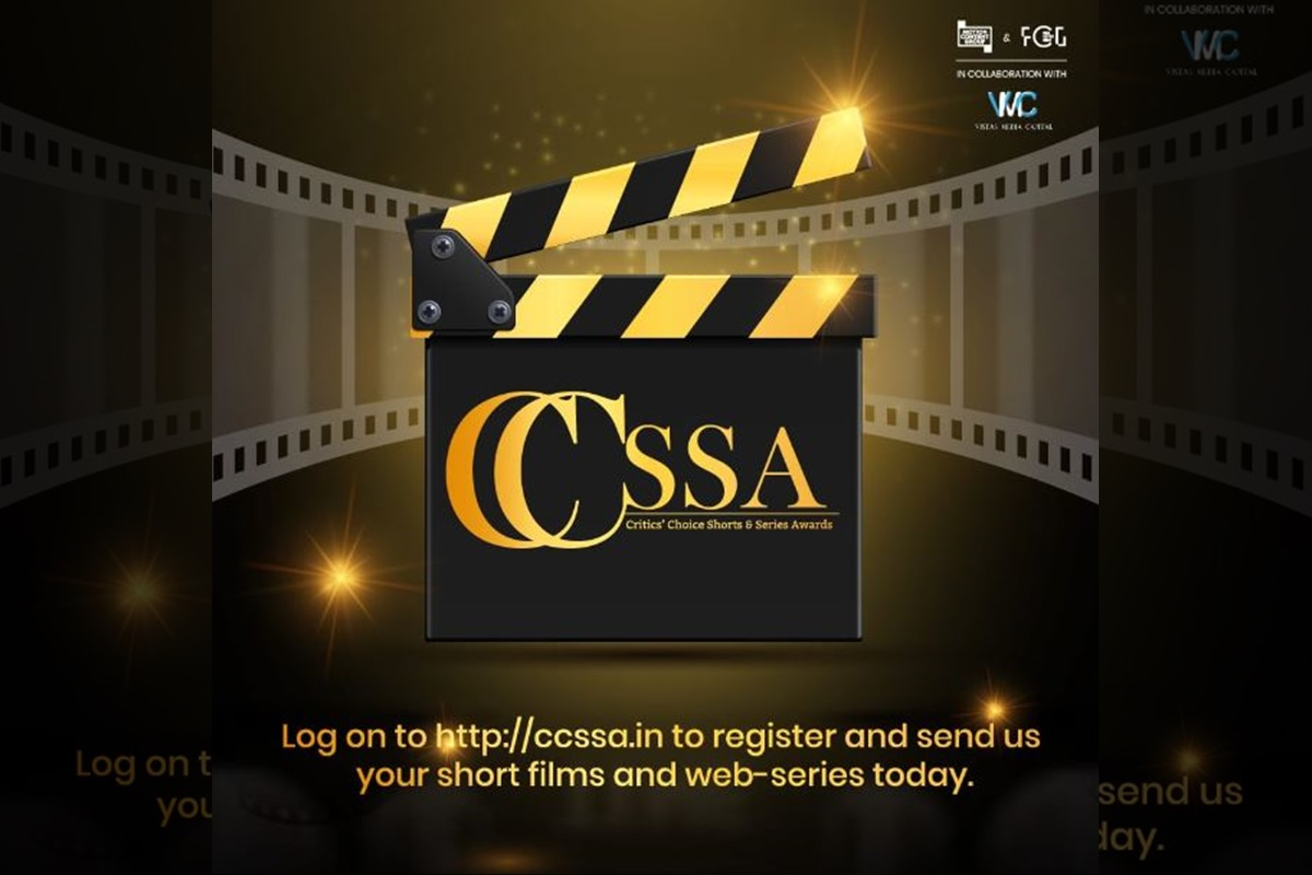 Critics' Choice Short Film Awards, Anupama Chopra, web series, Motion Content Group