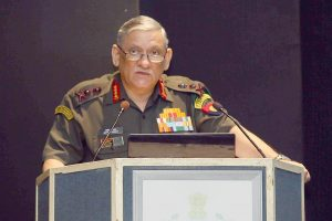 Pressure on Pak to act on terror after FATF 'black list' warning: Army Chief Bipin Rawat