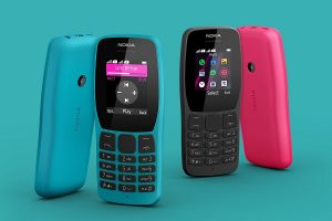 Affordable Nokia 110 feature phone launched in India