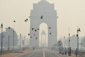 Delhi shares NASA images of stubble burning amid 'very poor' air quality