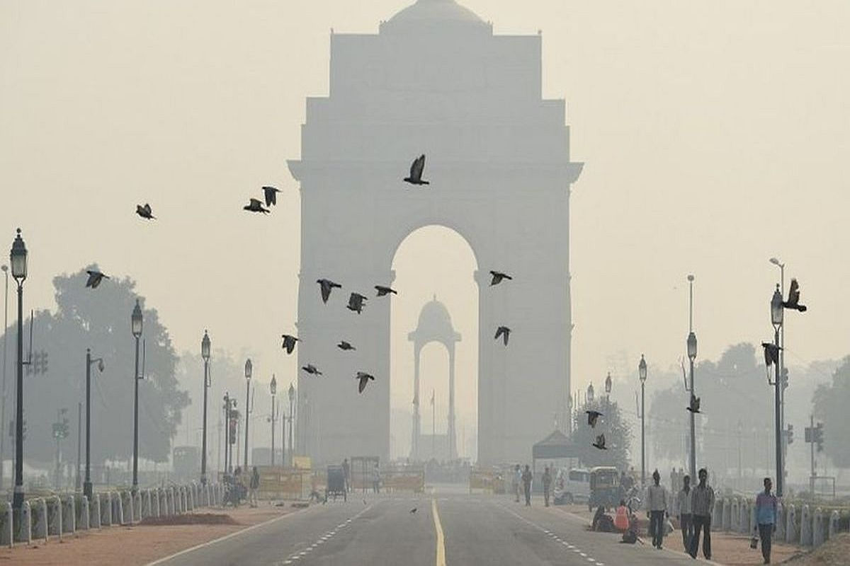 Delhi, air quality index, poor, Punhjab Haryana, farm stubble burning, BJP AAP, Arvind Kejriwal, Environment Minister, Prakash Javadekar,